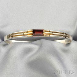 Garnet Bracelet, Cartier
