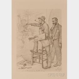 Allers, Christian Wilhelm (1857-1915) Capri