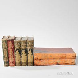 Two Benson J. Lossing Works and L'Album de la Guerre