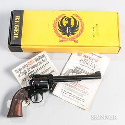 Ruger Bisley Blackhawk Single-action Revolver