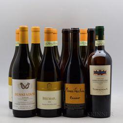 Mixed Italian Whites, 10 bottles