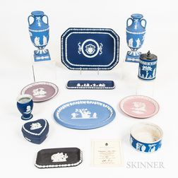 Group of Wedgwood Items