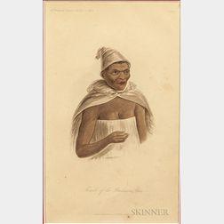 Female of the Bushman Race
