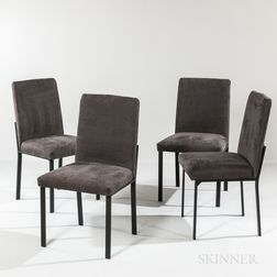 Four Thomas Hayes Studio Side Chairs