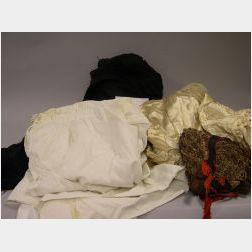 Lot of 19th and Early 20th Century Clothing and Accessories