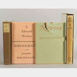 Newton, Alfred Edward (1863-1940)