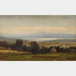 Charles B. Russ (American, 1825-1920)      St. Albans, Vermont