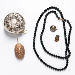 Group of Jewelry and Accessories