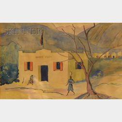 Haitian School, 20th Century      Garde D'Haiti
