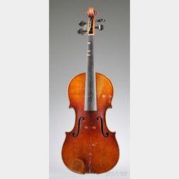 Markneukirchen Violin, F. & R. Enders Workshop, 1926