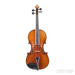 Modern Czech Violin, John Juzek, c. 1930