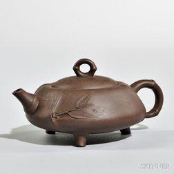 Yixing Covered Teapot