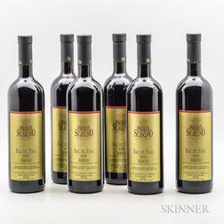 Scavino Barolo Bric del Fiasc 2008, 6 bottles
