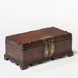 Wood Document Box, Mungap