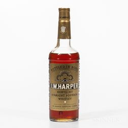 IW Harper 5 Years Old 1960, 1 4/5 quart bottle