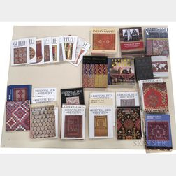 Sixty-five Oriental Rug Review   Magazines