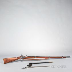 Reproduction Colt Signature Series Rifle Musket and Bayonet