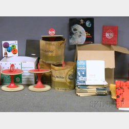 Lot of Assorted Coca-Cola Hi-Fi Club Items