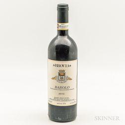 Fratelli Brovia Barolo 2010, 1 bottle