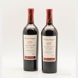 Beaulieu Vineyard Cabernet Sauvignon Georges de Latour Private Reserve 1993, 2 bottles