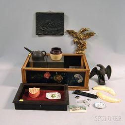 Seventeen Decorative Items