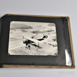 USA School of Aerial Photographic Reconnaissance, Langley Field, Virginia, Photograph Album