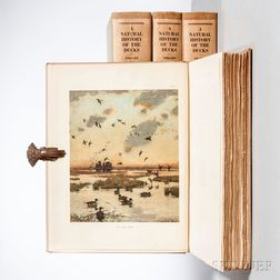 Phillips, John C. (1876-1938) A Natural History of the Ducks.