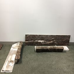 Two Mantels.     Estimate $20-200