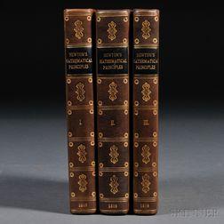 Newton, Sir Isaac (1642-1727)   The Mathematical Principles of Natural Philosophy