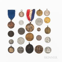 Small Group of Medals