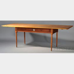 Shaker Birch and Pine Tailoring Table