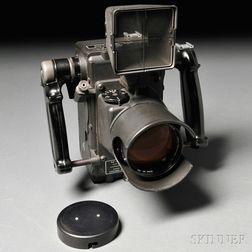 WWII 70mm Handheld Aerial Camera