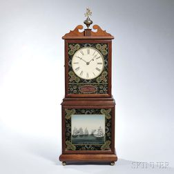 Foster Campos Massachusetts Shelf Clock