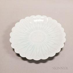Qingbai-style White Dish