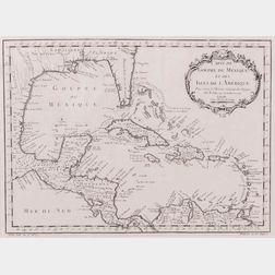 North America, East Coast, Six Maps.