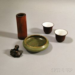 Group of Scholars' Objects