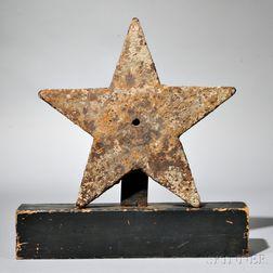 Star Windmill Weight