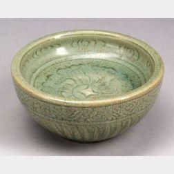 Celadon Warming Bowl