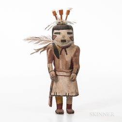 Hopi Wood Katsina Doll