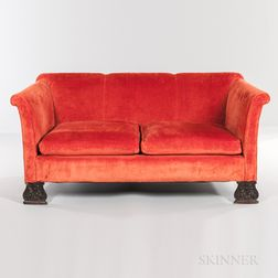 Italian Renaissance Revival Sofa
