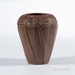 Van Briggle Pottery Poppy Pod Vase