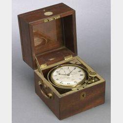 Eight-Day Chronometer by Barrauds & Lund