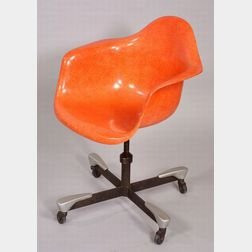 Charles and Ray Eames for Herman Miller