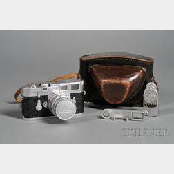 Leica M3 No. 966314 Camera