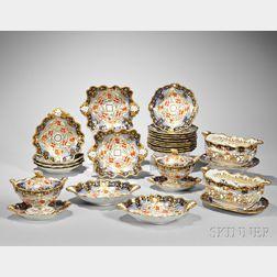 Ridgway Porcelain Dessert Service