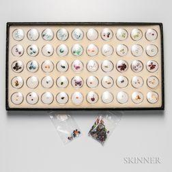 Large Group of Unmounted Gemstones