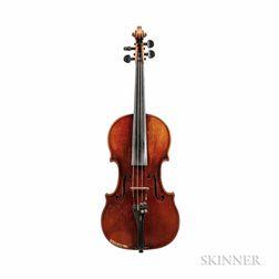 Czech Violin, John Juzek, Prague, 1926
