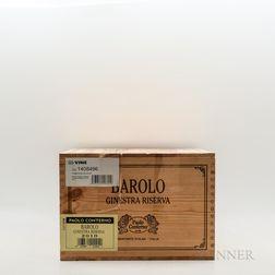 Paolo Conterno Barolo Ginestra Riserva 2010, 6 bottles (owc)