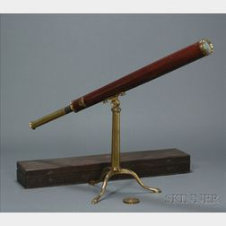 2-inch (C.A.) Refracting Table Telescope by Dollond