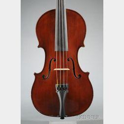 Modern Italian Violin, Antonio Lechi, Cremona, 1921